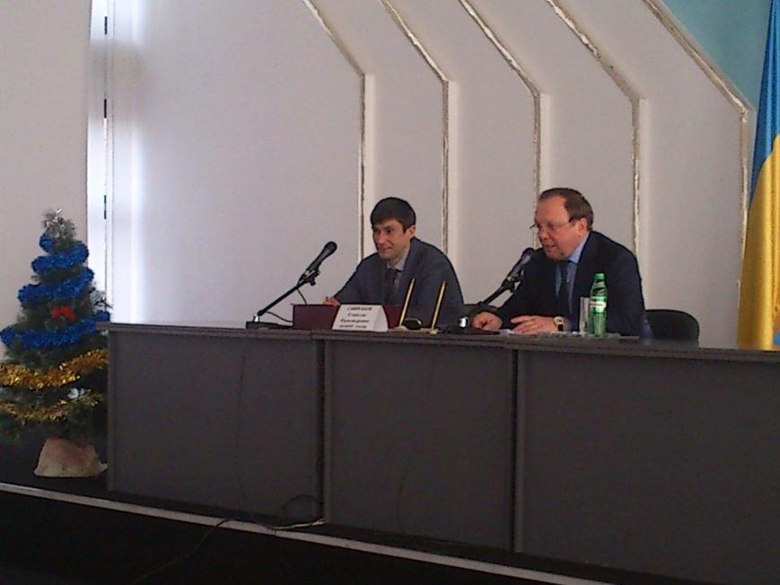 Александр Плахотник избран новым секретарем Днепродзержинского горсовета (фото) - фото 5