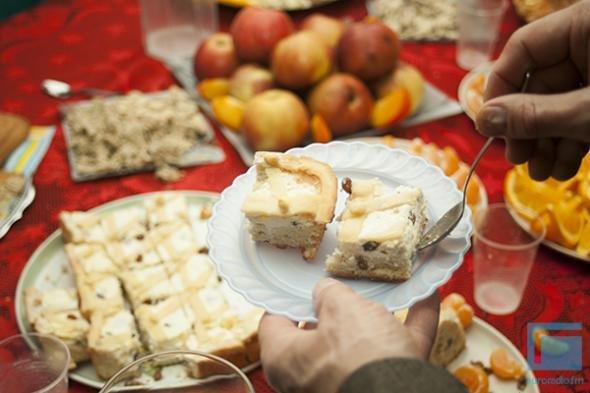 В антикафе «Живое время» презентовали исторические блюда Гродно (Фото) (фото) - фото 1