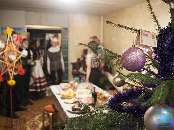 Гродненцы отпраздновали Коляды (Фото) (фото) - фото 4