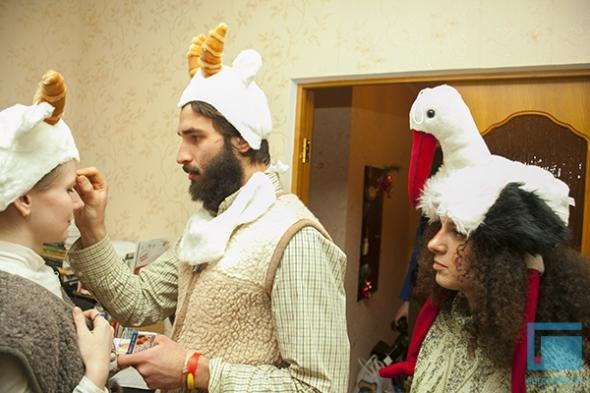 Гродненцы отпраздновали Коляды (Фото) (фото) - фото 1