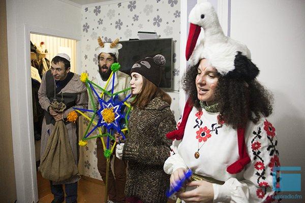 Гродненцы отпраздновали Коляды (Фото) (фото) - фото 6