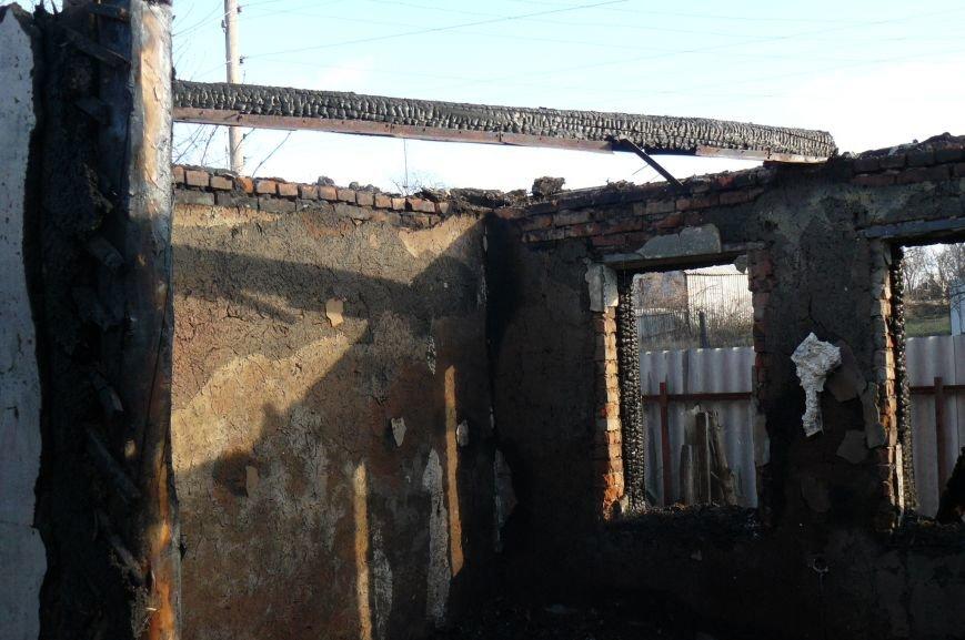 В Дергачах на пожаре нашли три трупа (ФОТО), фото-2