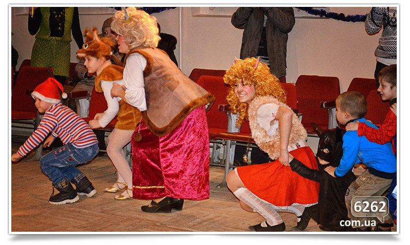 Новогодний праздник в Центре Детского и Юношеского творчества. (фото) - фото 3