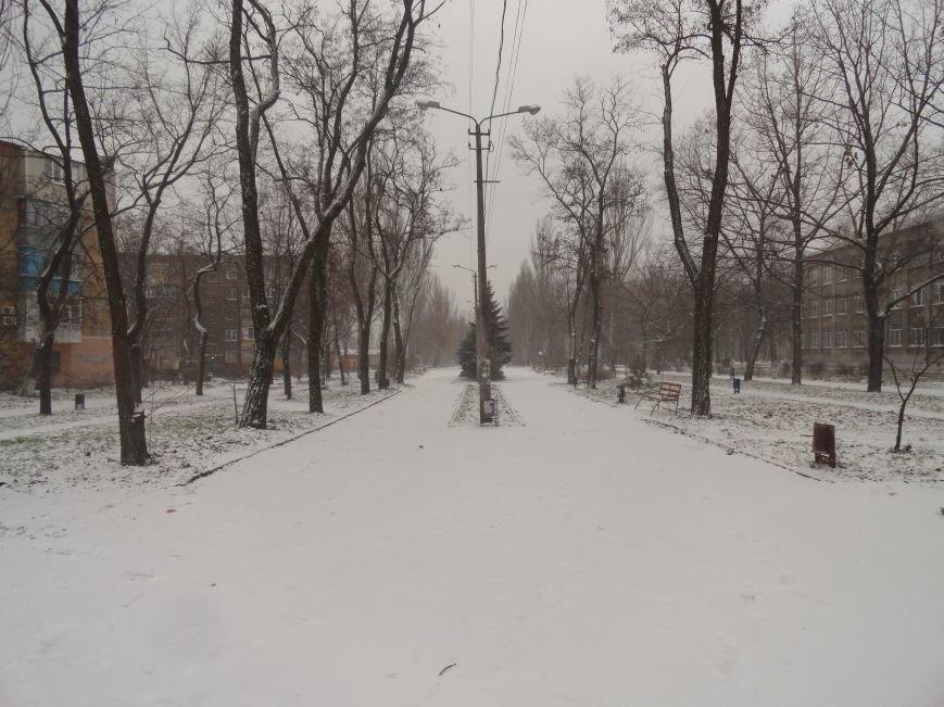 У мариупольцев появился шанс встретить Новый года со снегом (ФОТОФАКТ) (фото) - фото 1