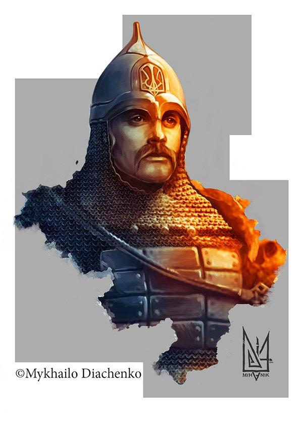 На месте гибели украинских воинов на горе Карачун установлен памятный знак - Цензор.НЕТ 8077