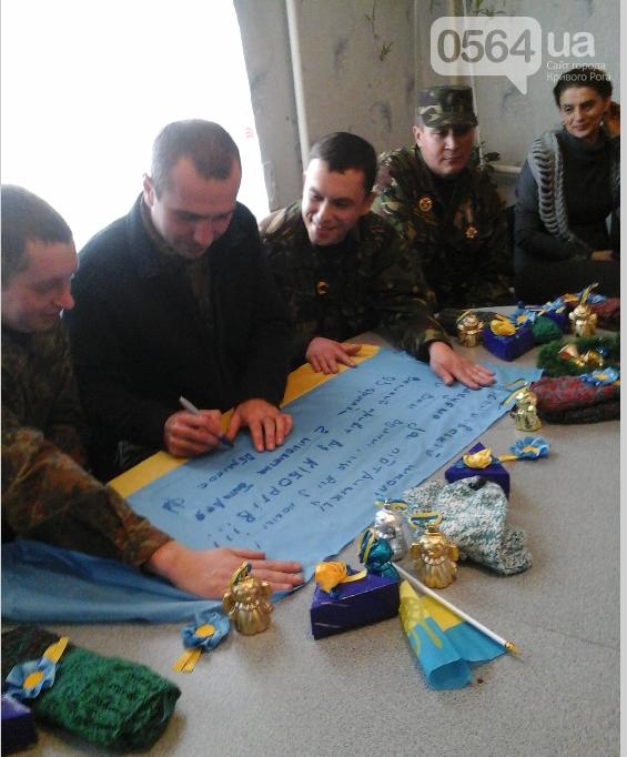 В Кривом Роге наркоторговца освободили из-под стражи, волонтеры смастерили «теплушку» в АТО и передали «киборгам» автобус (фото) - фото 4