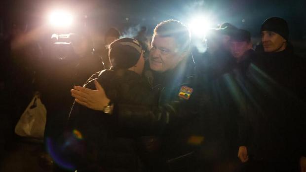 «Новороссия» выпустила из плена 146 украинских военных  (ВИДЕО), фото-1
