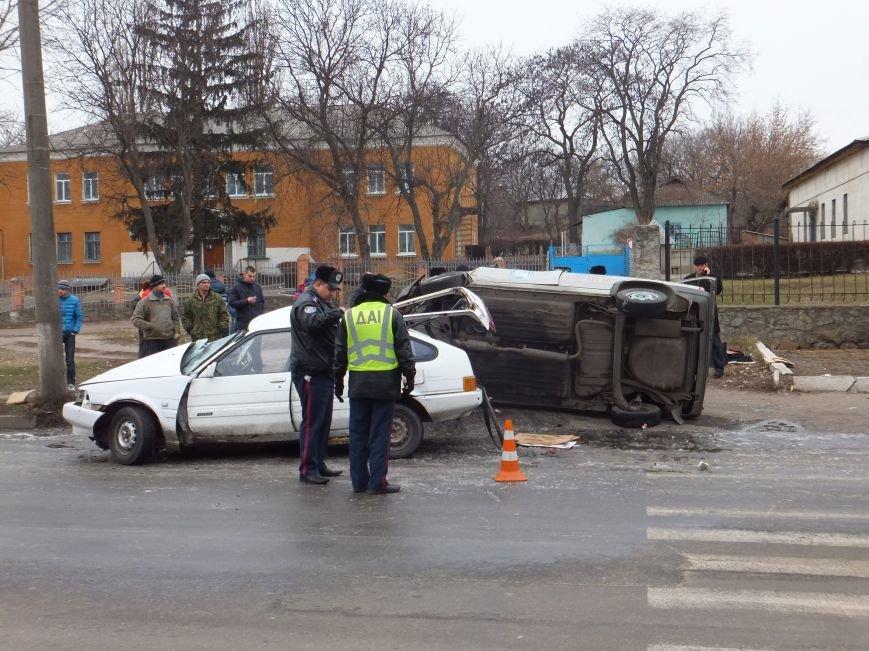 В Кировограде произошло шокирующие ДТП, пострадали люди (ФОТО) (фото) - фото 1