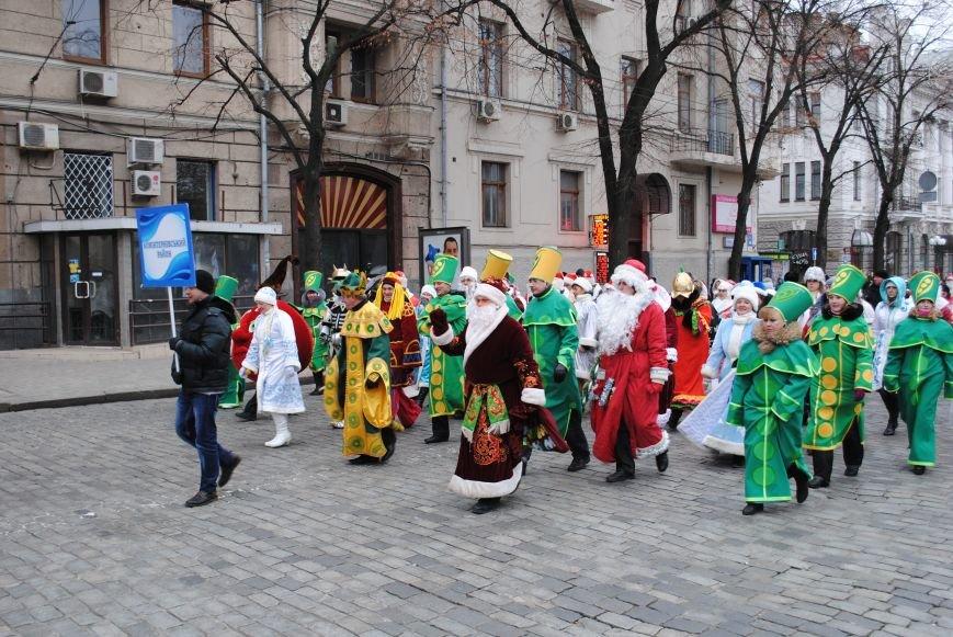 По харьковским улицам прошли полтысячи Дедов Морозов (ФОТО+ВИДЕО), фото-6