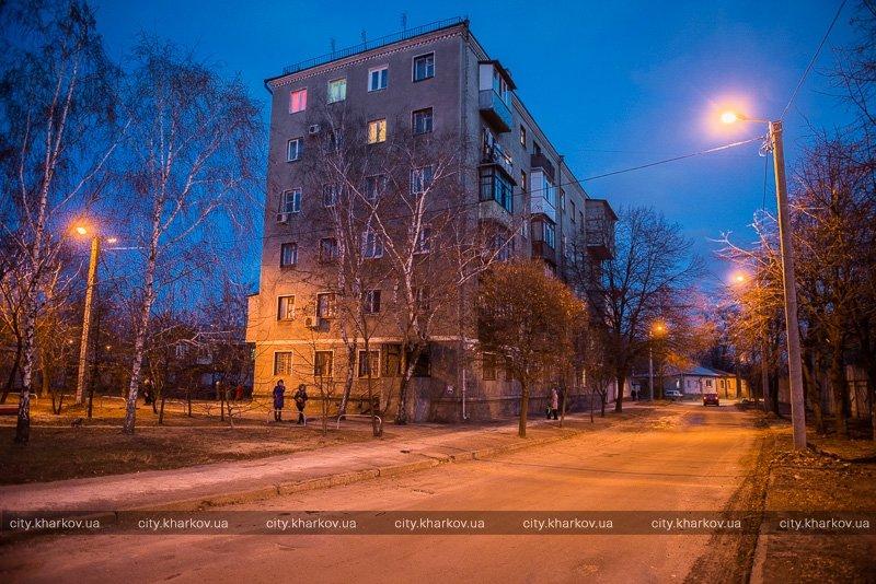 На улице Малопанасовской теперь вновь засветили фонари (фото) - фото 1
