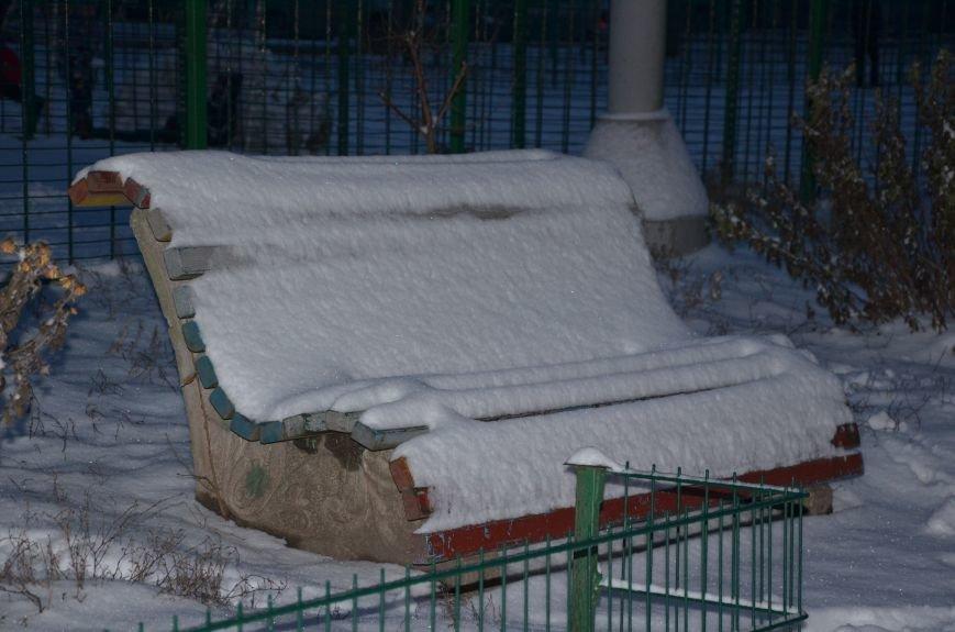 Мариуполь закружила зима (ФОТОРЕПОРТАЖ), фото-31
