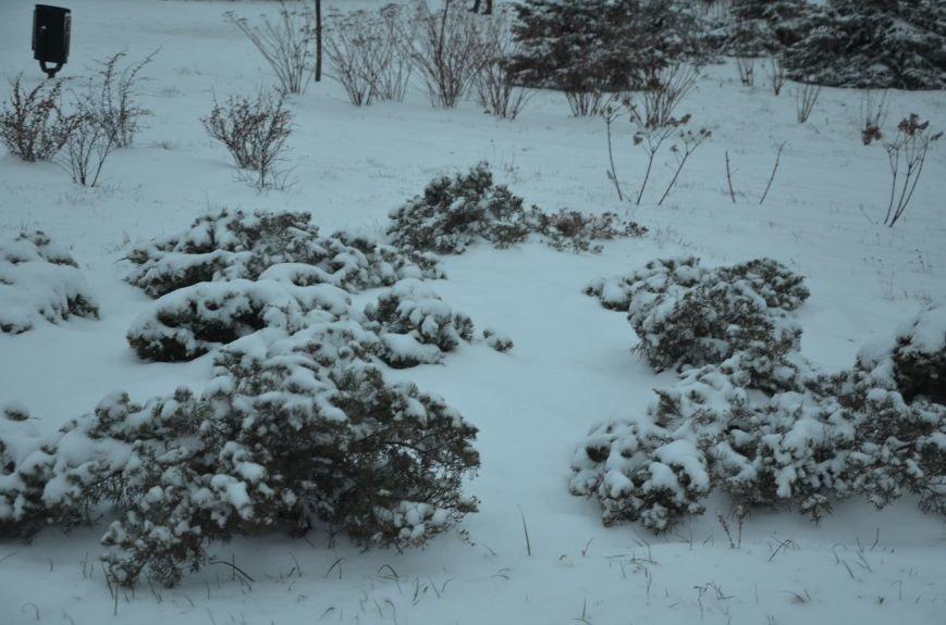 Мариуполь закружила зима (ФОТОРЕПОРТАЖ), фото-25