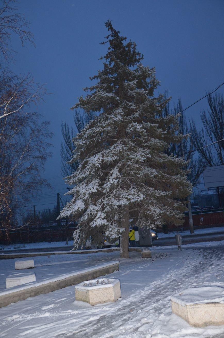 Мариуполь закружила зима (ФОТОРЕПОРТАЖ), фото-35