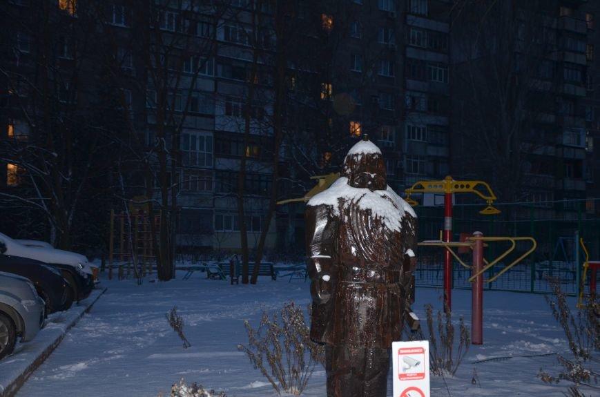 Мариуполь закружила зима (ФОТОРЕПОРТАЖ), фото-34