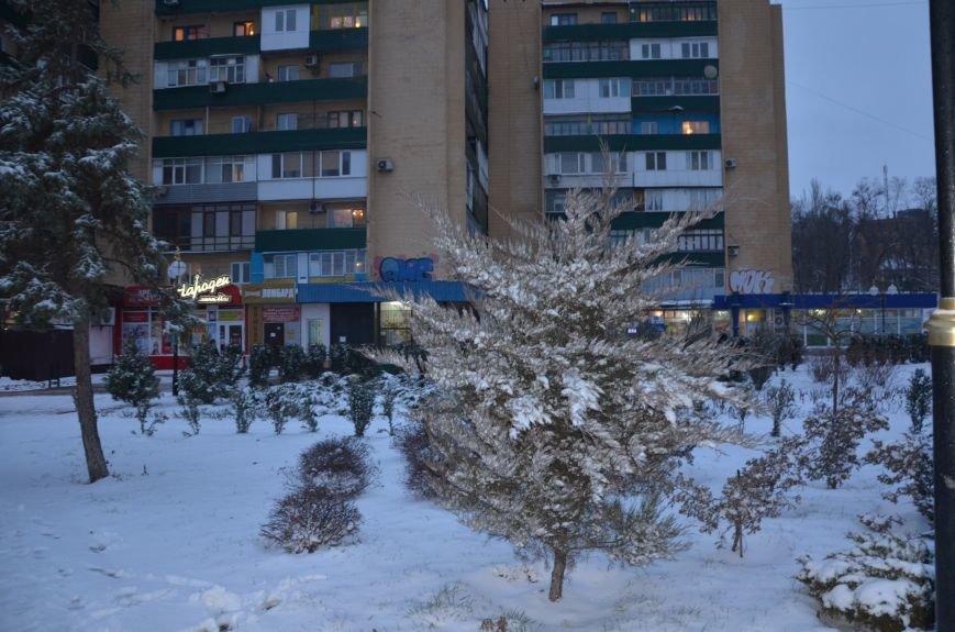 Мариуполь закружила зима (ФОТОРЕПОРТАЖ), фото-20