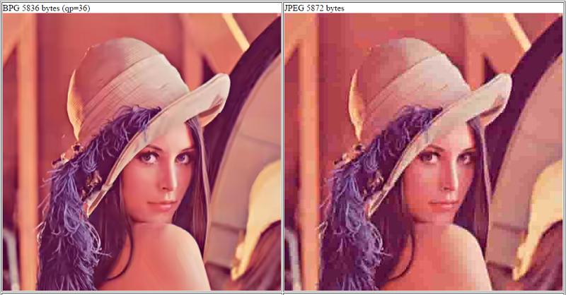 На смену JPEG приходит новый формат изображений (фото) - фото 1