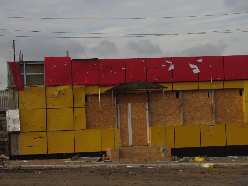 На передовую доставили первую партию гумпомощи от Правительства Украины. Села вблизи Мариуполя обошли стороной (ФОТО), фото-4