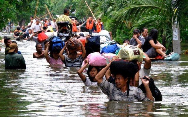 Индонезия в воде (фото) - фото 1