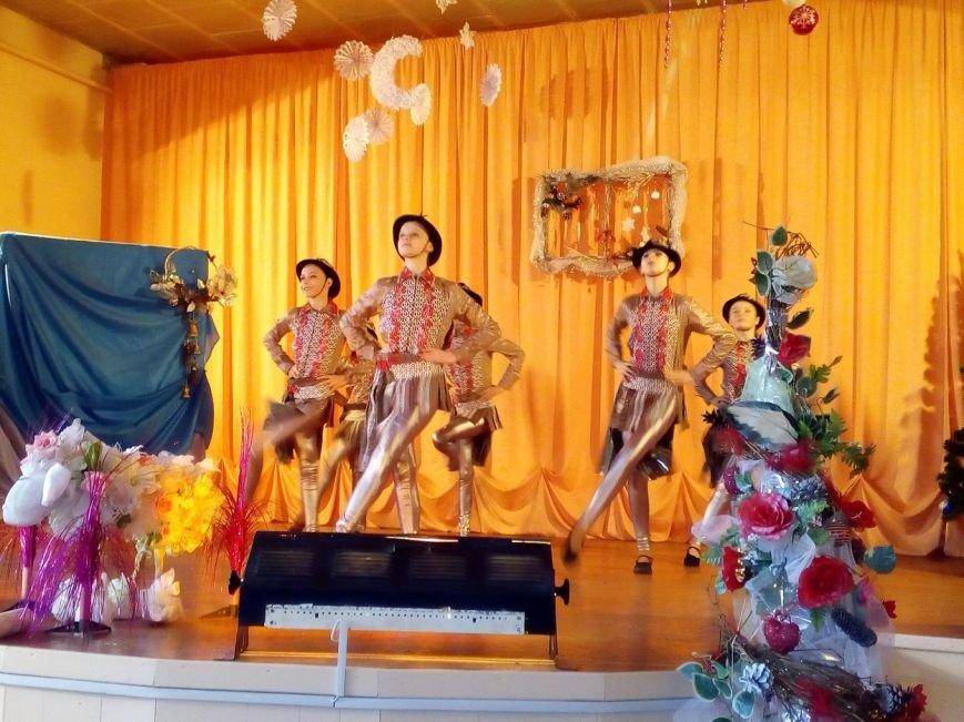 Новогодний праздник для детей-инвалидов в Славянском ДЦЮТ (фото) - фото 2