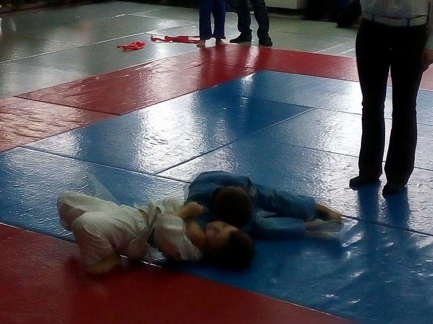В Славянске состоялся Новогодний турнир по дзюдо среди детей (фото) - фото 5