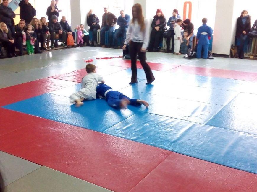 В Славянске состоялся Новогодний турнир по дзюдо среди детей (фото) - фото 6
