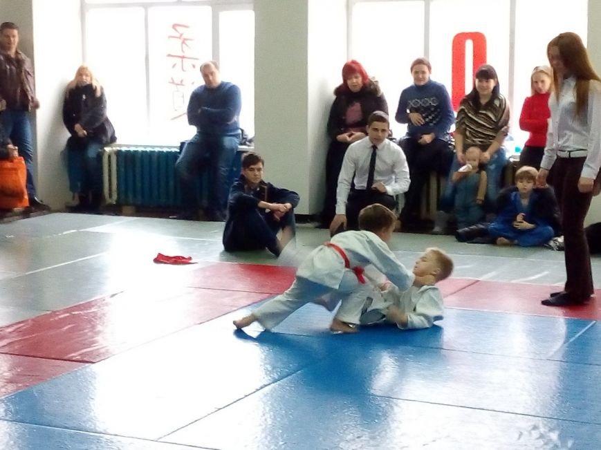 В Славянске состоялся Новогодний турнир по дзюдо среди детей (фото) - фото 4