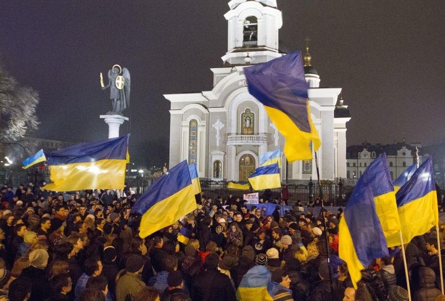 Год 2014 - рождение новой Украины, фото-5