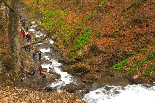 10 водоспадів Карпат (фото) - фото 4