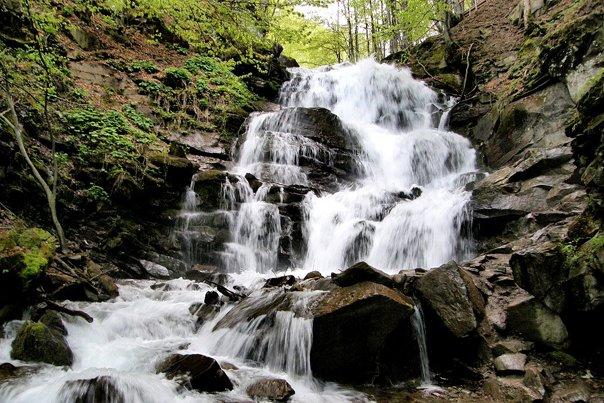 10 водоспадів Карпат (фото) - фото 1