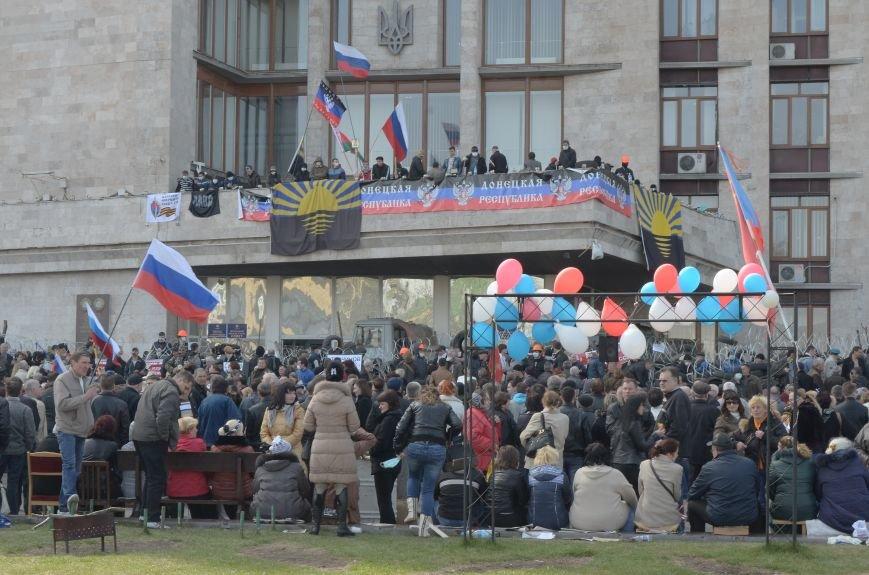 Год 2014 – рождение новой Украины (фото) - фото 4