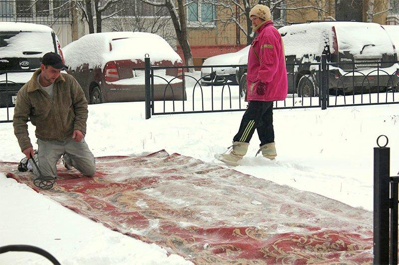 В предновогодние выходные Белгород полностью покрылся снегом (фото) - фото 4