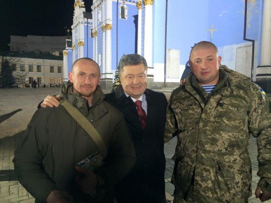 Порошенко записал необычное новогоднее обращение (ФОТОФАКТ), фото-3