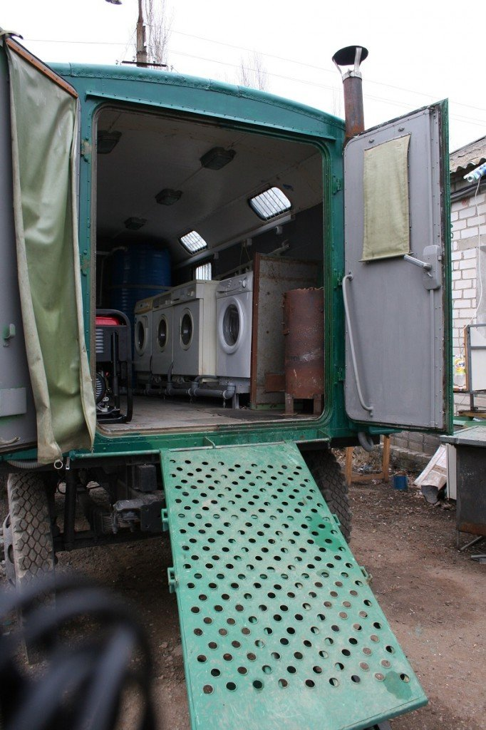 Николаевские активисты подарили бойцам АТО прачечный комплекс и лазерный дальномер (ФОТО) (фото) - фото 4
