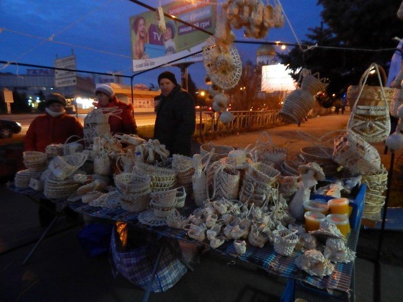 В Ужгороді під готелем «Закарпаття» - підпільний ярмарок (ФОТО) (фото) - фото 14