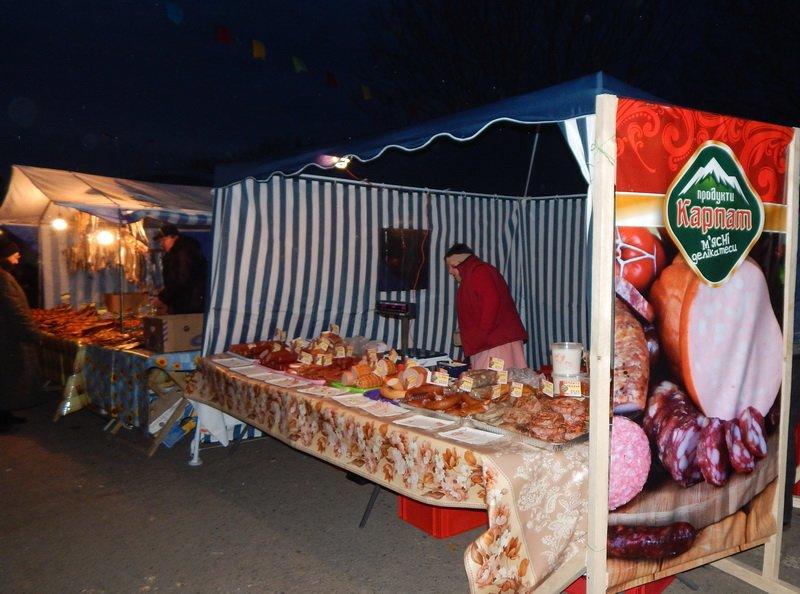 В Ужгороді під готелем «Закарпаття» - підпільний ярмарок (ФОТО) (фото) - фото 11