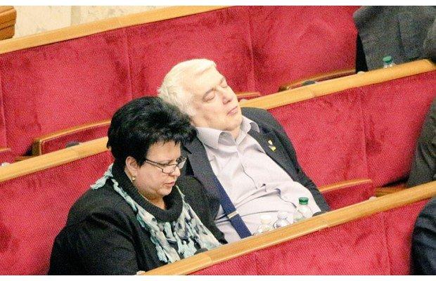 Рада в 4 часа утра приняла государственный бюджет на 2015 год (фото) - фото 3