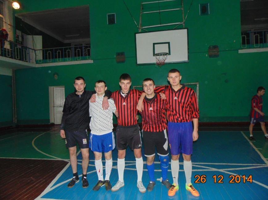 Турнир по мини-футболу за Кубок Дворца спорта в г. Белицкое (фото) - фото 1