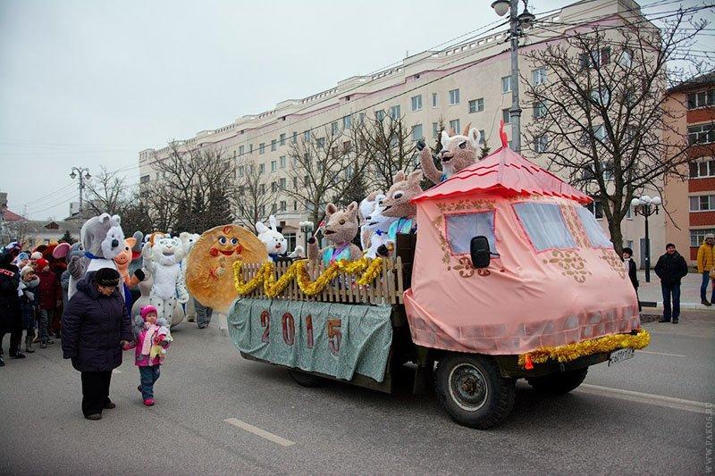 Что это было? Последняя неделя 2014 года в восторгах, провалах, удивлениях и тревогах праздничного Белгорода (фото) - фото 5