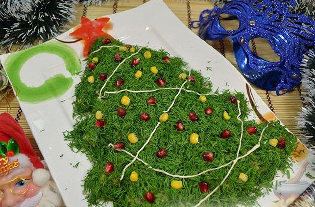 Добропольчанам на заметку. Как недорого и красиво украсить блюда к Новому году (фото) - фото 1