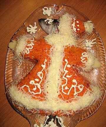 Добропольчанм на заметку. Как недорого и красиво украсить блюда к Новому году (фото) - фото 3