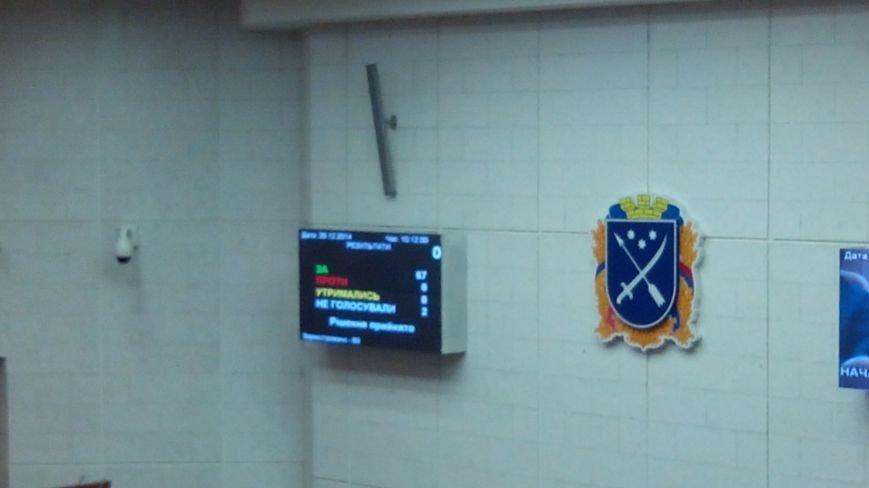 На днепропетровской сессии горсовета откзались переименовывать пр. Калинина в Нигояна (фото) - фото 1