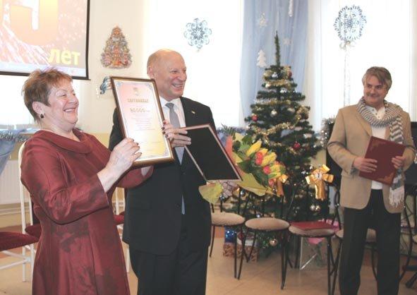 Домодедовскую Централизованную библиотечную систему поздравили с 35-летним юбилеем (фото) - фото 1
