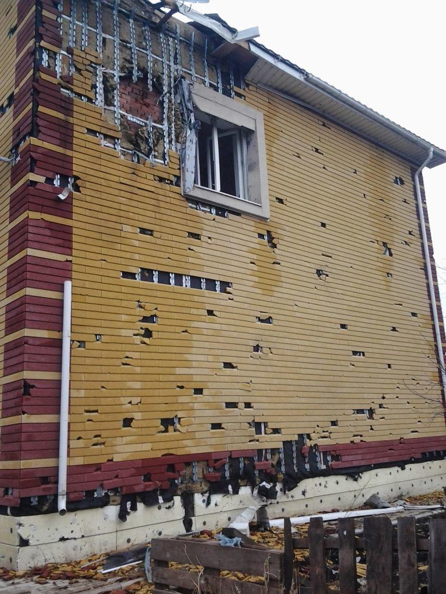 Как выглядит некогда элитный донецкий поселок после обстрелов боевиками «ДНР» (ФОТО), фото-2