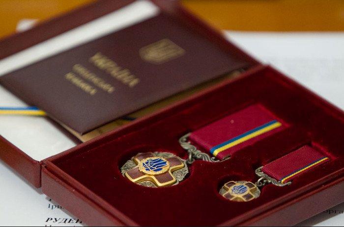 36 киевлян удостоились правительственных наград (ФОТО) (фото) - фото 1