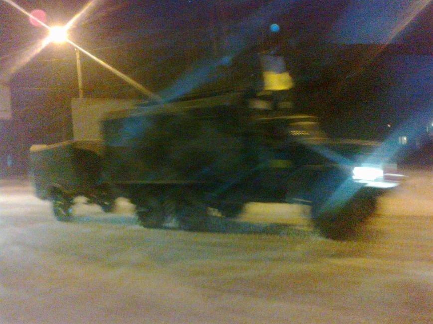 Відеосюжет. 34 батальйон територіальної оборони повернувся у Кіровоград (фото) - фото 1