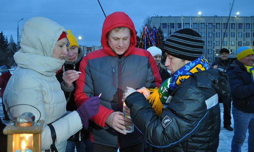 Олег Зонтов выступил на предновогоднем Вече. (фото) - фото 1