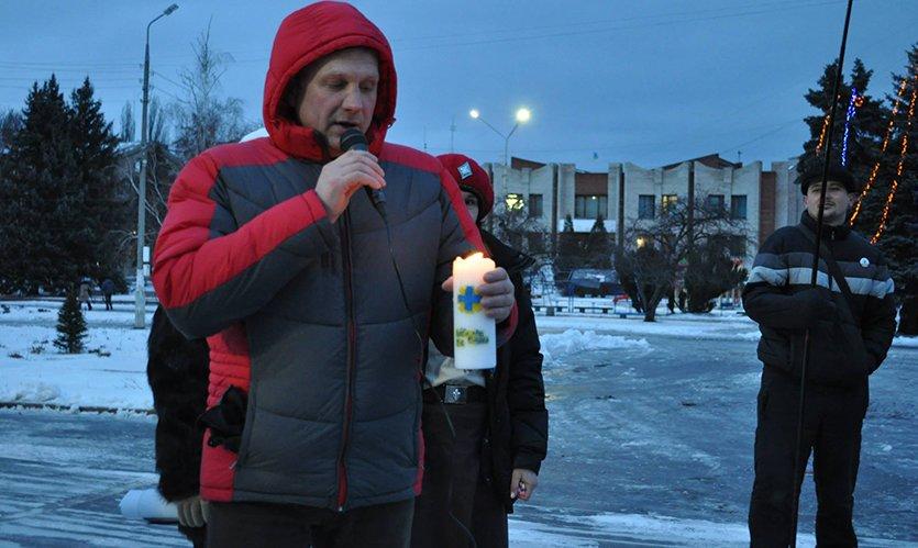 Олег Зонтов выступил на предновогоднем Вече. (фото) - фото 3