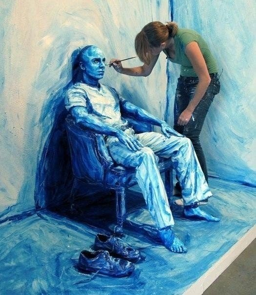 Обманчивая иллюзия (фото) (фото) - фото 1