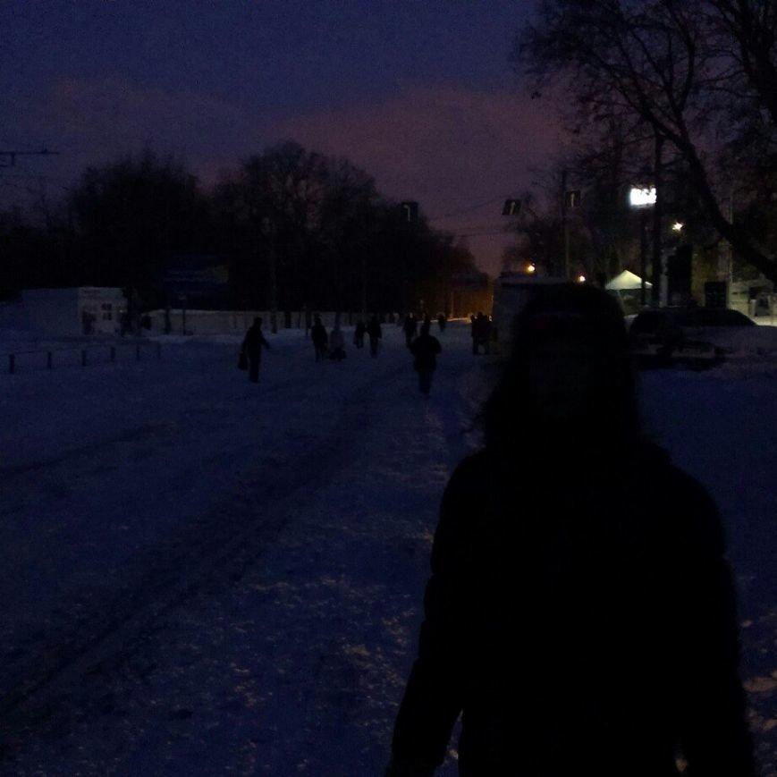 Отважные одесситы часами добираются утром на работу пешком (ФОТО) (фото) - фото 2
