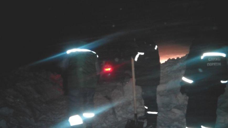 Кіровоградська область: рятувальники оперативно реагують на зимову негоду (фото) (фото) - фото 1